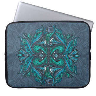 Capa Para Notebook Corvo dos espelhos, sonhos, bohemian, shaman
