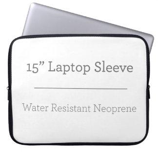 Capa Para Notebook Costume a bolsa de laptop de 15 polegadas