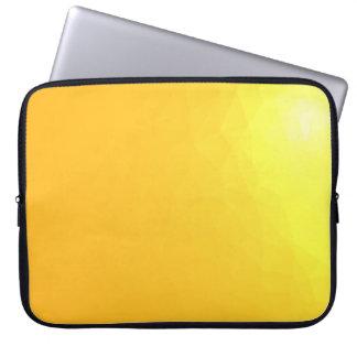 Capa Para Notebook Design geométrico abstrato de LoveGeo - fogo