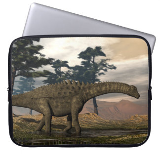 Capa Para Notebook Dinossauro do Ampelosaurus