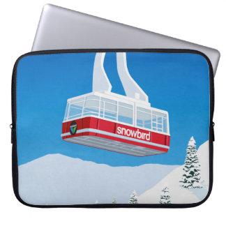 Capa Para Notebook Esqui do Snowbird