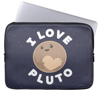 Capa Para Notebook Eu amo Pluto