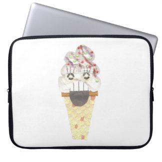 Capa Para Notebook Eu grito a bolsa de laptop de 15 polegadas