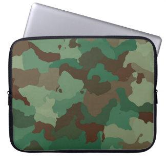 Capa Para Notebook Exército - camuflagem