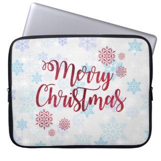 Capa Para Notebook Feliz Natal 2