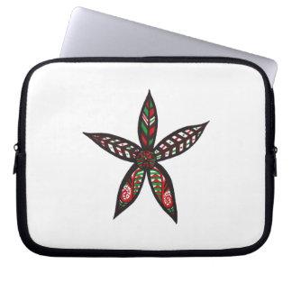 Capa Para Notebook Flor do Natal