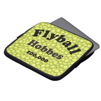 Capa Para Notebook Flyball Hobbes, 100.000 pontos