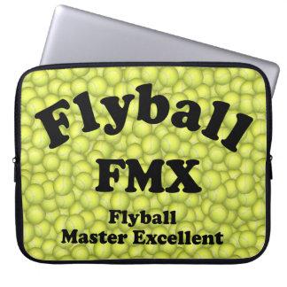 Capa Para Notebook FMX, pontos excelentes mestres de Flyball 10.000
