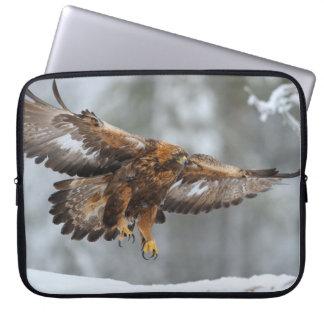 Capa Para Notebook Foto de Eagle dourado