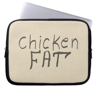 Capa Para Notebook gordura da galinha
