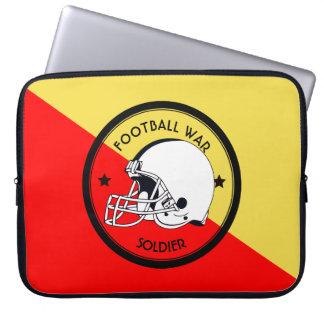 Capa Para Notebook Guerreiro do futebol