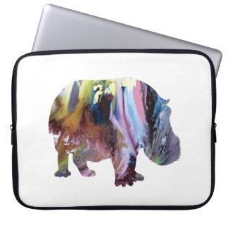 Capa Para Notebook Hippopotamus