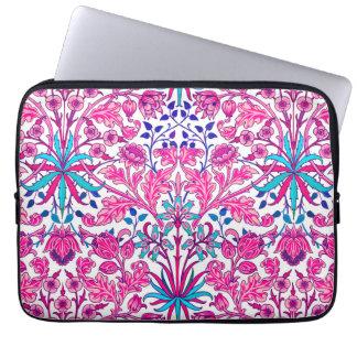 Capa Para Notebook Impressão do jacinto de William Morris, rosa do