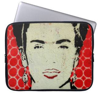 Capa Para Notebook Luva do laptop de Frida