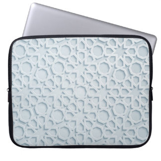 Capa Para Notebook luva geométrica marroquina inspirada islâmica do