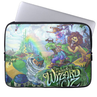 Capa Para Notebook Mágico de Oz