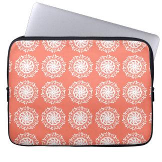 Capa Para Notebook Mandala da papaia