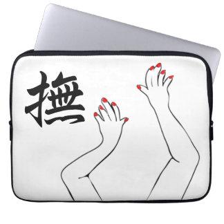 Capa Para Notebook Mãos