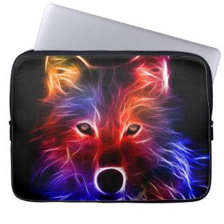 Capa Para Notebook Maravilha do lobo