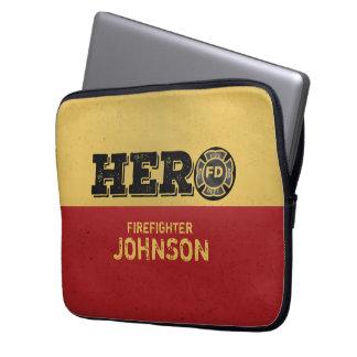 Capa Para Notebook Nome feito sob encomenda, herói do