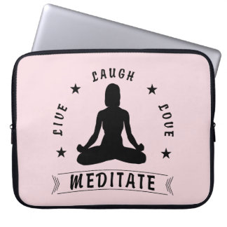 Capa Para Notebook O amor vivo do riso Meditate o texto fêmea (o