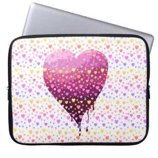 Capa Para Notebook O coração dos namorados