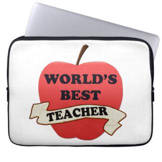 Capa Para Notebook O melhor professor do mundo