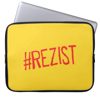 Capa Para Notebook o slogan político de romania do rezist resiste o