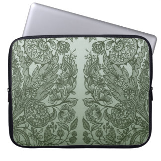 Capa Para Notebook ornaments o verde de musgo