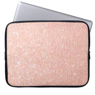 Capa Para Notebook Ouro cor-de-rosa 13' cobrir do laptop