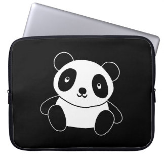 Capa Para Notebook Panda bonito