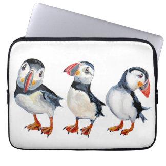 Capa Para Notebook Papagaio-do-mar