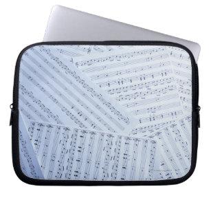 Capa Para Notebook Pilha da partitura