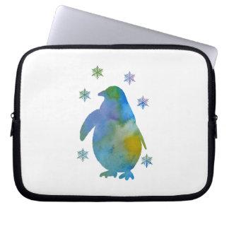 Capa Para Notebook Pinguim