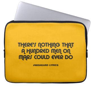 Capa Para Notebook Poemas líricos misheard tipográficos engraçados da