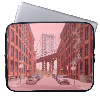 Capa Para Notebook Ponte de Manhattan