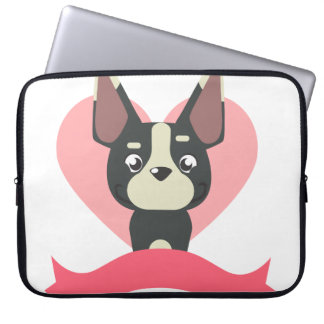 Capa Para Notebook Pug Love