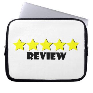 Capa Para Notebook revisão de cinco estrelas a bolsa de laptop de 10