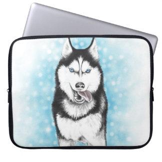 Capa Para Notebook Rouco Siberian