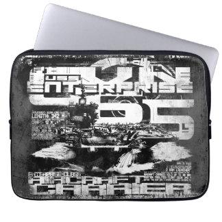 Capa Para Notebook Saco dos eletrônicos da empresa do porta-aviões