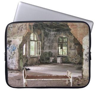 Capa Para Notebook Salões e salas, hospital de Beelitz, lugares