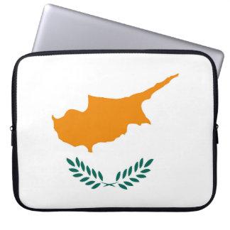 Capa Para Notebook Símbolo da bandeira de país de Chipre por muito