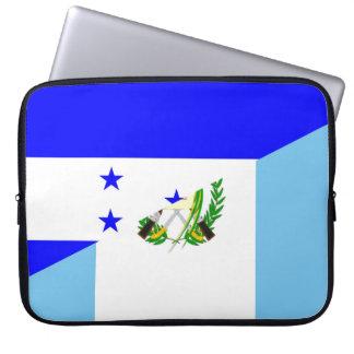 Capa Para Notebook símbolo da bandeira do país de honduras guatemala