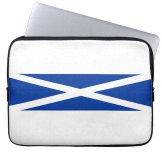 Capa Para Notebook símbolo da nação da bandeira de país de scotland