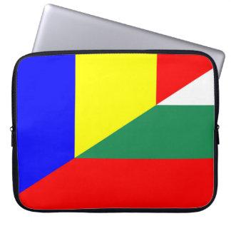 Capa Para Notebook símbolo do país da bandeira de romania Bulgária