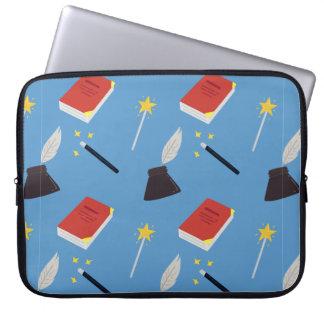 Capa Para Notebook Teste padrão bonito do conto de fadas