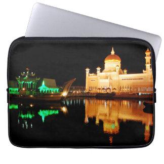 Capa Para Notebook Turismo de Brunei