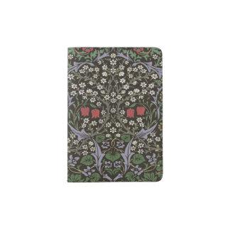 Capa Para Passaporte Impressão da arte da tapeçaria da ameixoeira-brava