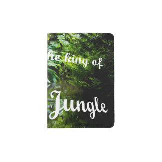Capa Para Passaporte Rei da selva