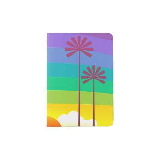 Capa Para Passaporte Suporte feito sob encomenda do passaporte do